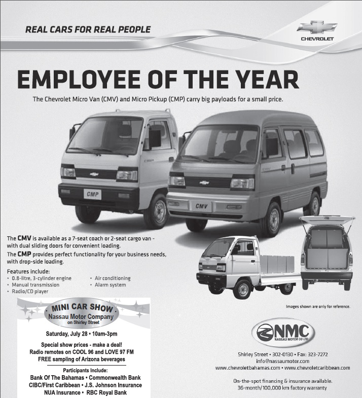 The Chevrolet Cmv Might Be Your Employee Of The Year