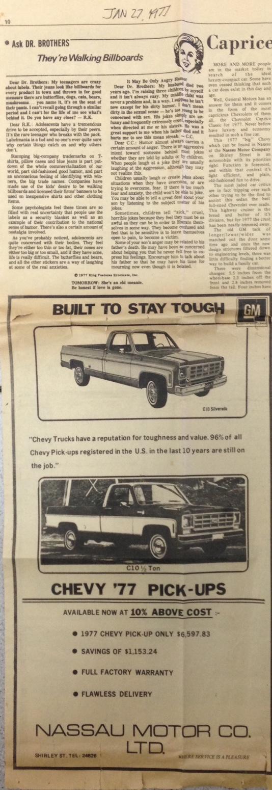 1977 Truck