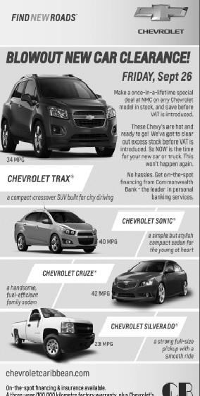 Chevrolet Blowout