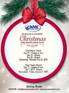 nmc holiday hrs web