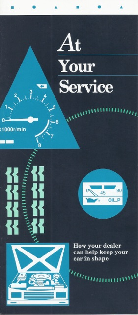 NADA Service Flyer