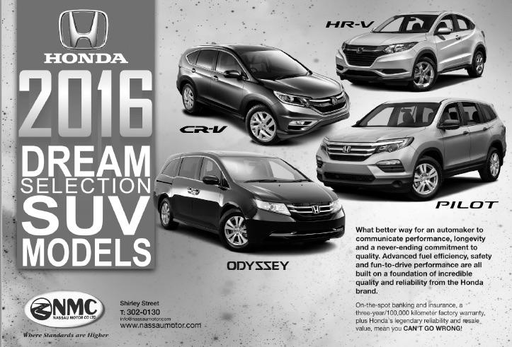 HondaSUVs