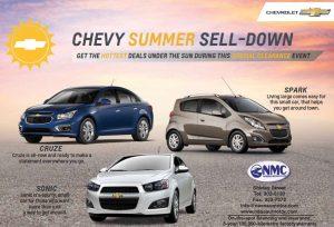 ChevroletSummerClearance